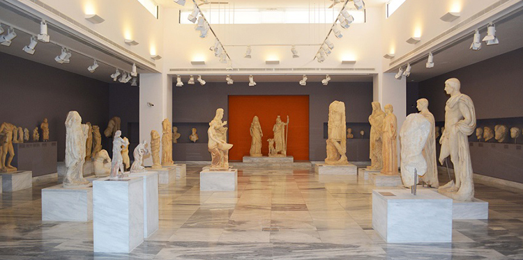 Re-exhibition of the collections of the Archaeological Museum of Heraklion