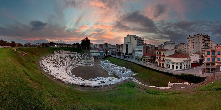 Ancient theatre of Larissa