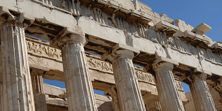 Conservation and restoration of the Acropolis monuments