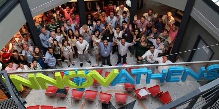 Innovathens - innovation and entrepreneurship hub