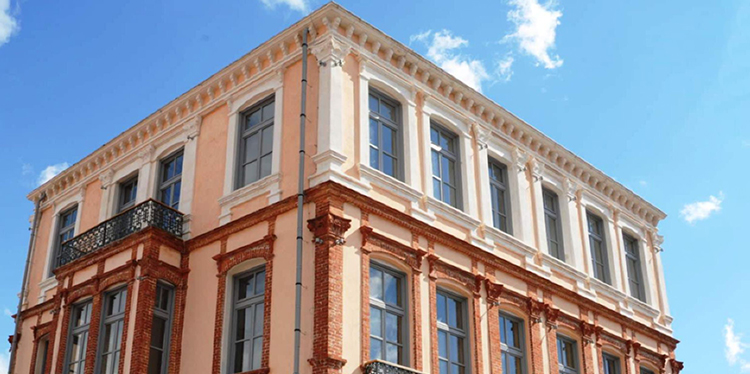 Restoration of the Xanthi Garrison headquarters - Manos Hadjidakis House