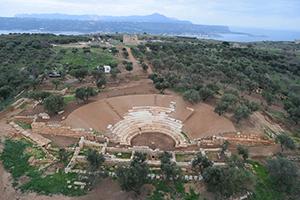 Χανιά - Αρχαιολογικός χώρος Απτέρας