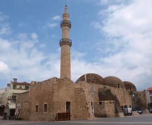 Ρέθυμνο - Μιναρές, Τέμενος Νερατζέ